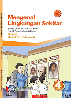 Download Ebook BSE Gratis IPS - Mengenal Lingkungan Sekitar