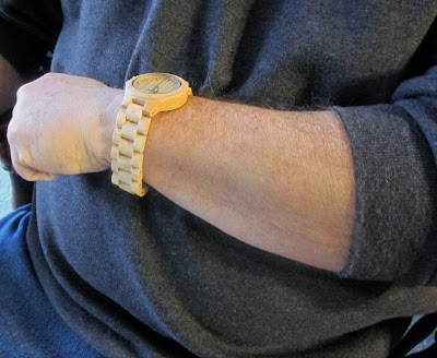 Soft and comfortable Jord watch
