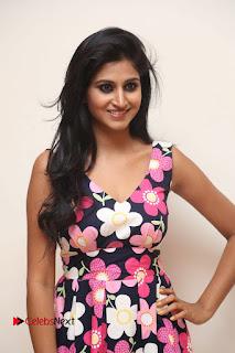 Model Shamili Latest Pictures in Floral Short Dress  0043