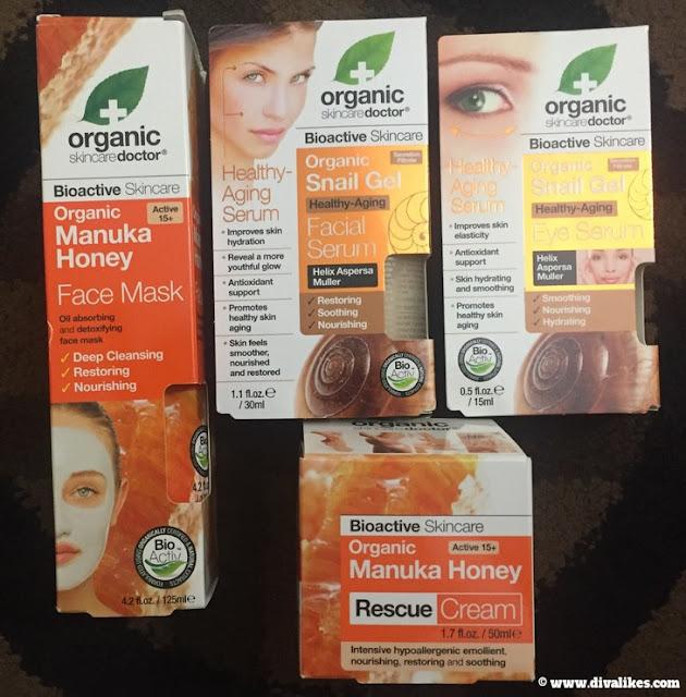 Organic Doctor Skincare