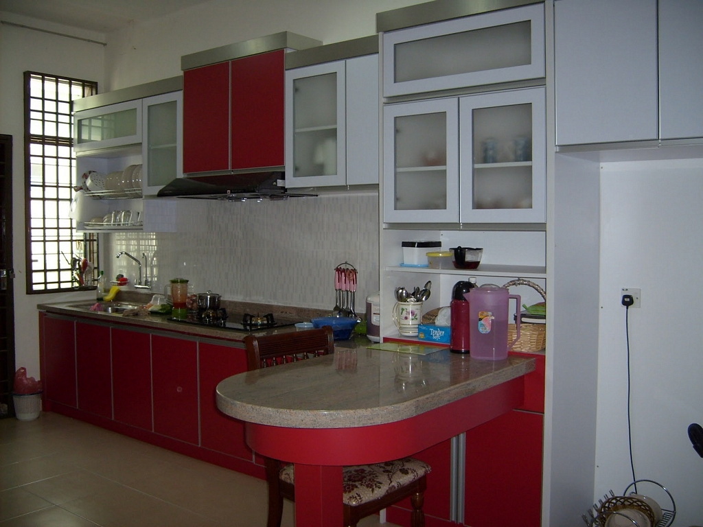 kitchen set design 3