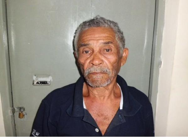 Preso em São José da Tapera idoso acusado de cometer duplo homicídio