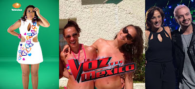 Hija de Consuelo Duval hace audicion en La Voz México