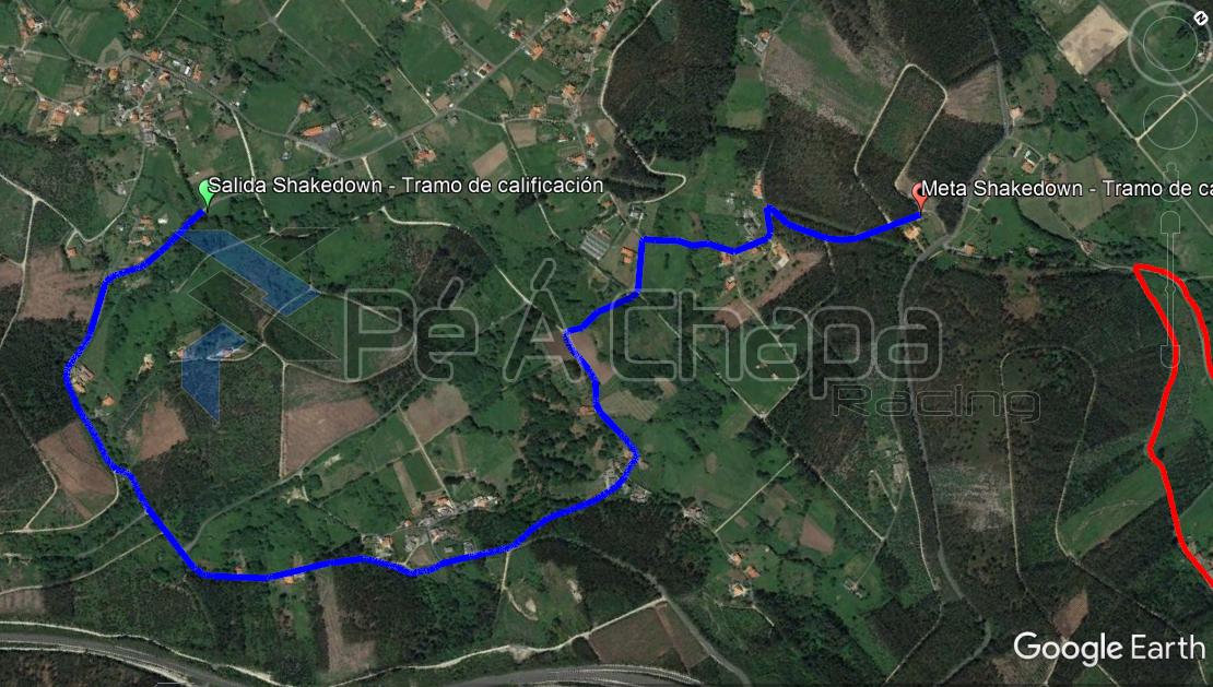 CERA: 49º Rallye de Ferrol [20-21 Julio] Shakedown
