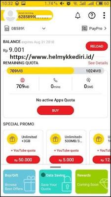 URL Not Found pada Indosat