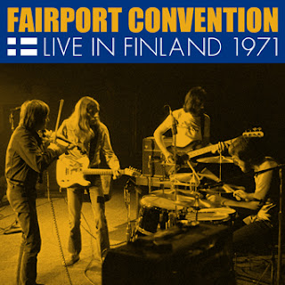 Fairport Convention's Live In Finland 1971