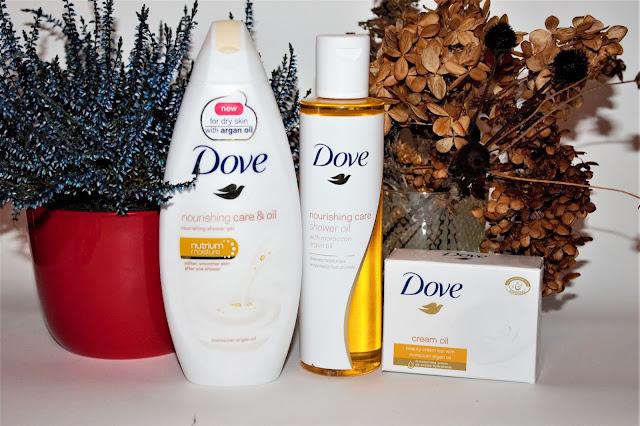 Dove – Odżywcza Pielęgnacja z Marokańskim Olejkiem Arganowym