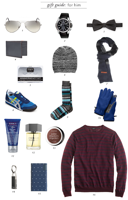 Mens Gift Guide, Gift Guide for Guys
