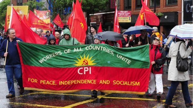 Resultado de imagen para Partido Comunista de Irlanda, imágenes