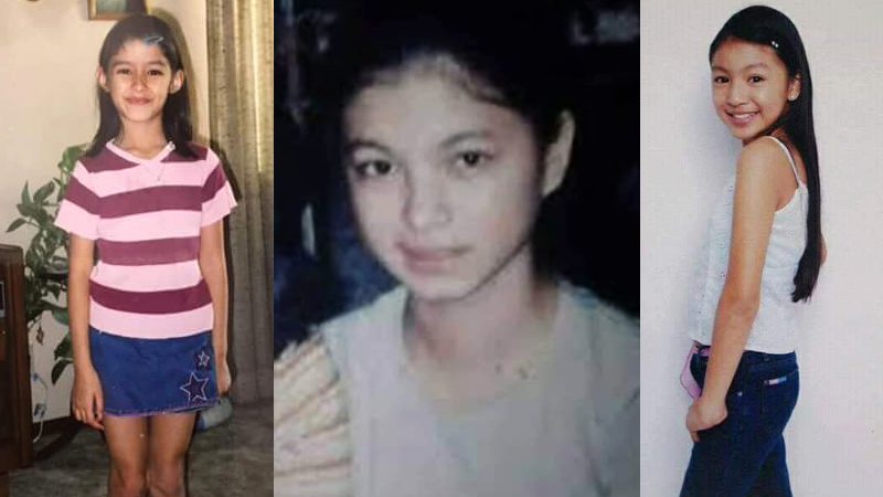 Photos Throwback Pictures Of Angel Locsin And Other Female