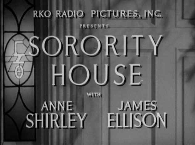 Sorority House (1939)