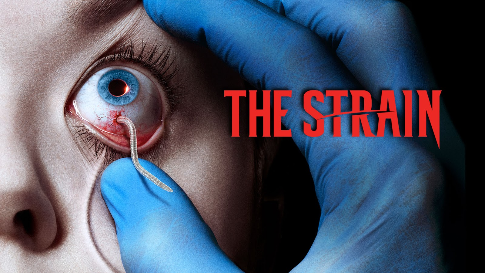 The strain. Poster.