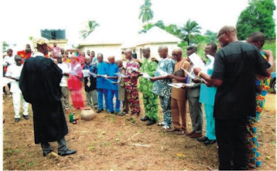 Ata Obio Akpa Village Council gets new exco *pass vote of confidence on Gov.Udom Emmanuel