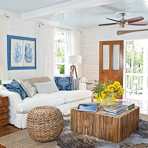 Belle Maison: Design Style Inspiration :: Coastal Chic