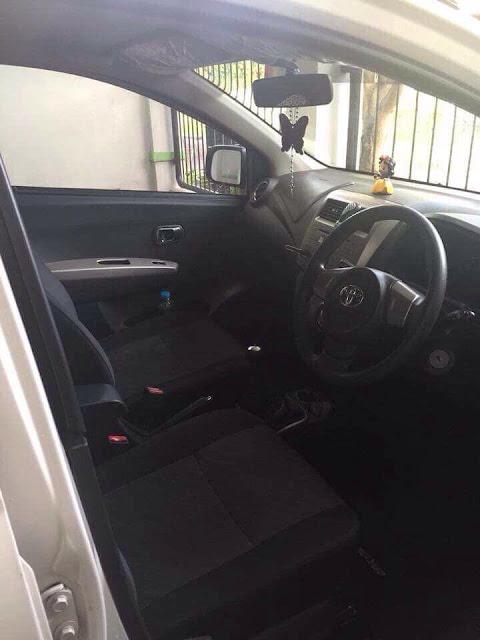 harga Toyota Agya TRD tahun 2015 bekas