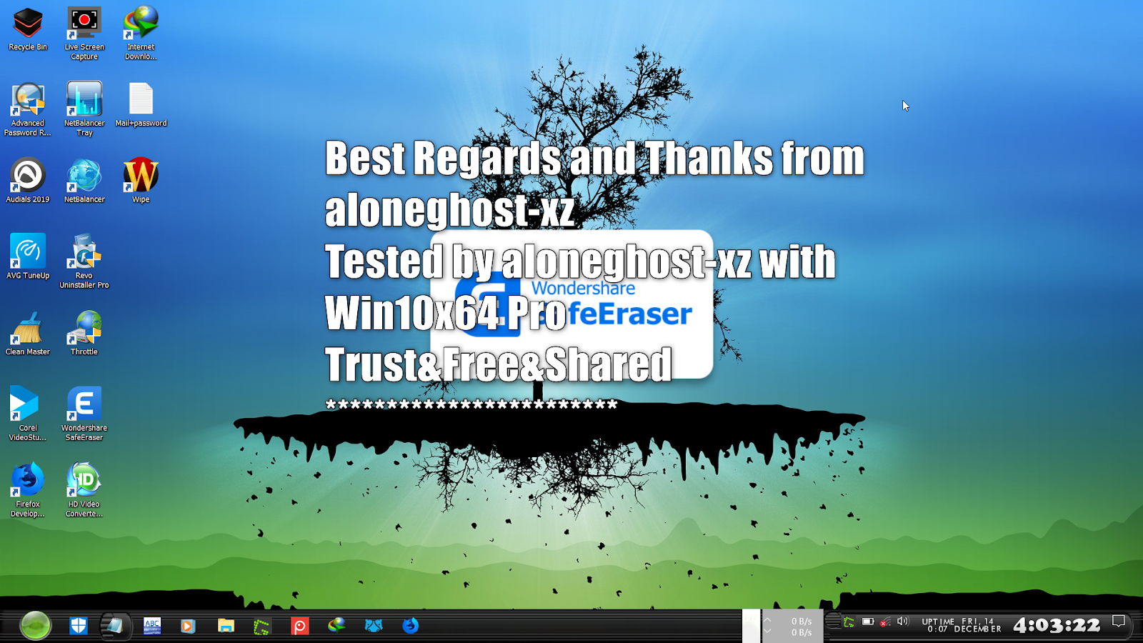 wondershare safeeraser full version free download