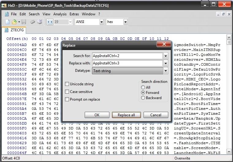 Install Applikasi Langsung dari Flashdisk ZXV10 B760H | Blakbin
