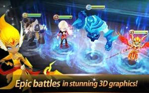 Summoners War Sky Arena Terbaru Mod Apk v3.2.1