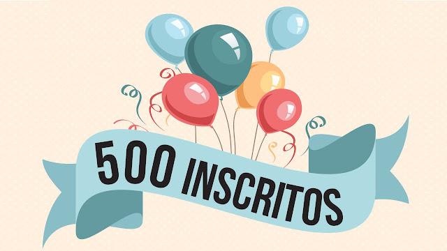 500 inscritos,uma garota chamada sam, just sam