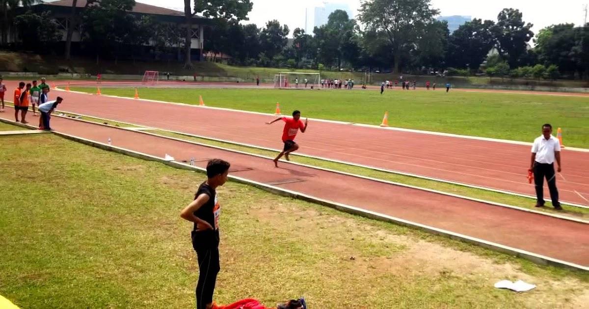 Teknik Awalan dan Teknik Tolakan Dalam Olahraga Lompat ...