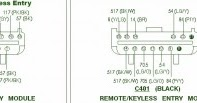 ford fuse box diagram fuse box ford 1995 mustang keyless entry diagram. Black Bedroom Furniture Sets. Home Design Ideas