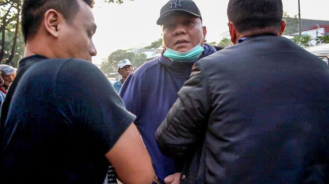 Drama Wisnu Wardhana, Palsukan KTP hingga Tabrak Motor Jaksa
