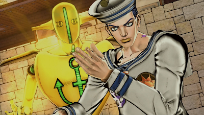 Jojo's Bizarre Adventure: Eyes of Heaven Out Now - We Know Gamers