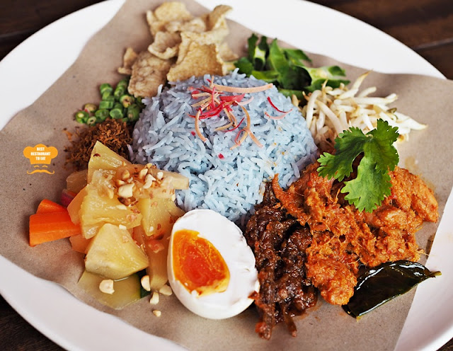 Ante Kitchen Bar Nasi Kerabu Merdeka 2018 Promotion