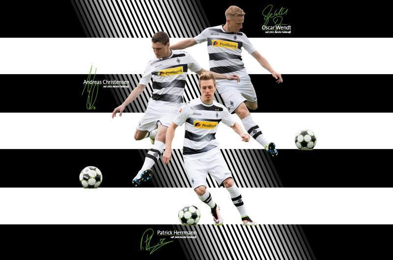 Borussia monchengladbach 16 17 heimtrikot for Küchenstudio m nchengladbach