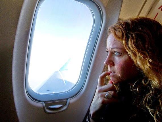 Những cách xua tan nỗi sợ khi đi máy bay