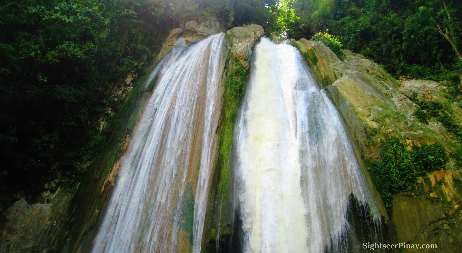 Dodiongan Falls in Iligan City is a beauty to behold.