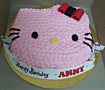Birthday Fruit Tart Cake Delivery