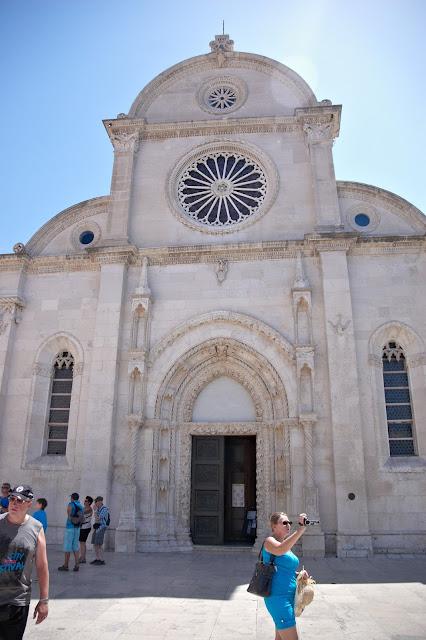 Katedra św.Jakuba Sibenik, co trzeba zobaczyć