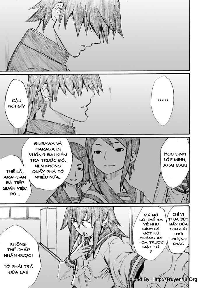 Thiên Tài Thẩm Du  Chap 22 - Trang 8