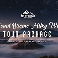 Mount Bromo Milky Way Tour Package 3 Days
