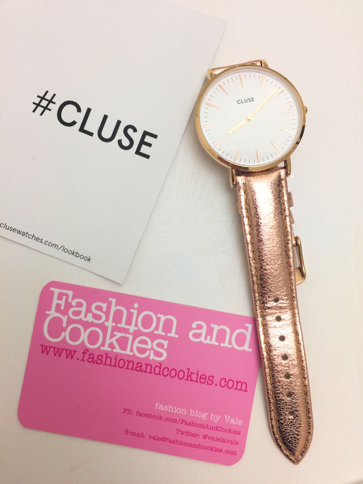 Rose gold watch on Orologio.it on Fashion and Cookies fashion blog, fashion blogger
