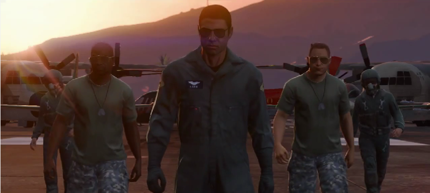 San Andreas Flight School GTA Online