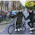 Paulo Dybala spends holiday with his girlfriend in Amsterdam