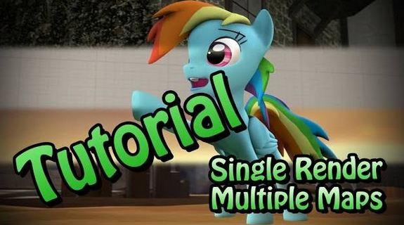 Equestria Daily - MLP Stuff!: SFM Tutorial: Multiple Maps in