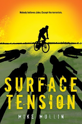 Bea's Book Nook, Review, Surface Tension, Mike Mullin