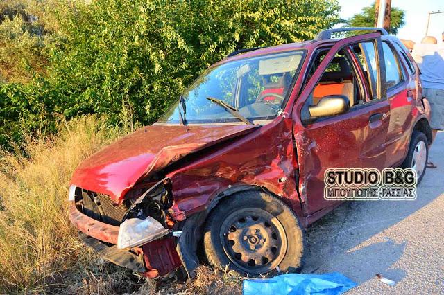 Αυξήθηκαν τα θανατηφόρα τροχαία ατυχήματα στην Περιφέρεια Πελοποννήσου