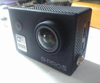 Ganti lensa bpro 5AE