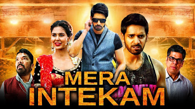 Mera Intekam 2018 Hindi Dubbed WEBRip 480p 300Mb x264