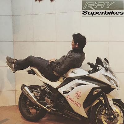 Ray Superbike: 2015 Top 6 Malaysian Beginner Bike