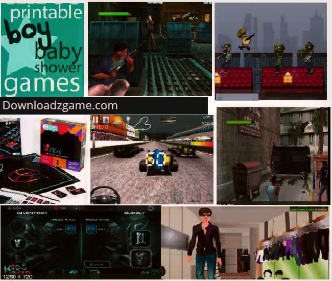 Download  games for boys