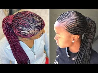 2020 ghana braids hairstyles stunning hairstyles for