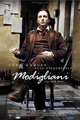 Poster - Modigliani - Divulgação
