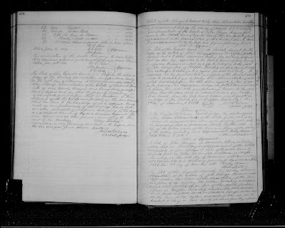 Climbing My Family Tree: Page 478 (left) - Estate Inventory of Frederick Stump, Deceased; Mary Stump Admix.
