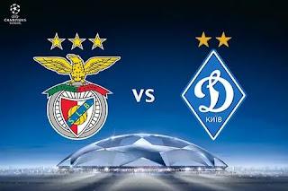 Динамо З – Бенфика смотреть прямую трансляцию онлайн 07/03 в 20:55 по МСК.