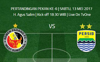 Prediksi Semen Padang FC vs Persib Bandung